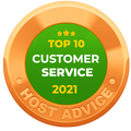 Top 10 Customer Service for PlatiniumHost