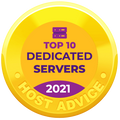 Top 10 Dedicated Award