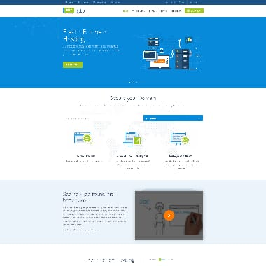 BuyHTTP HomePage Screenshot